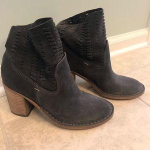 Dolce Vita Landon Slouchy Perforated Booties